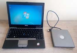 Cheap, Spotless Dell Laptop with Docking Station and Extras