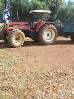 tractor SAME laser 4wd
