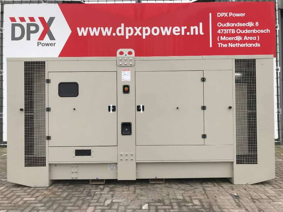 Scania DC16 - 660 kVA Generator - DPX-17954 - 2019