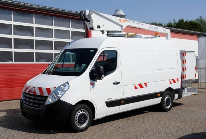 Renault Master 125 Arbeitsbühne 10m Klima E5 Tüv Uvv - 2013