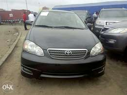 Sports edition 2007 Toyota corolla sports edition for sale