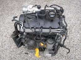 Polo 1.9 tdi engine for sale
