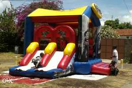 Bouncing castle 4 hire at 5k