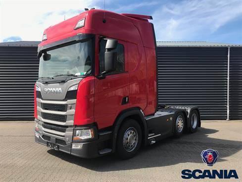 Scania R520 - 2018