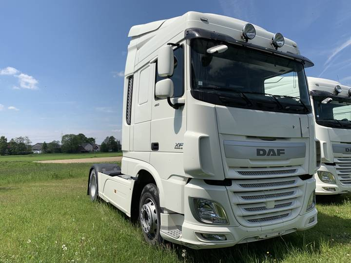 3 x DAF XF106.460 FT, Intarder,Standklima,TOP!! - 2015