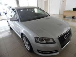 2011 Audi A3 1.4 Tfsi Attraction Stronic (Priced to go)