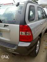 Kia Sportage, 2008 model, brand new grade. N1.950m