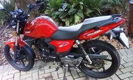 Kee Way 125cc Motorcycle For Sale