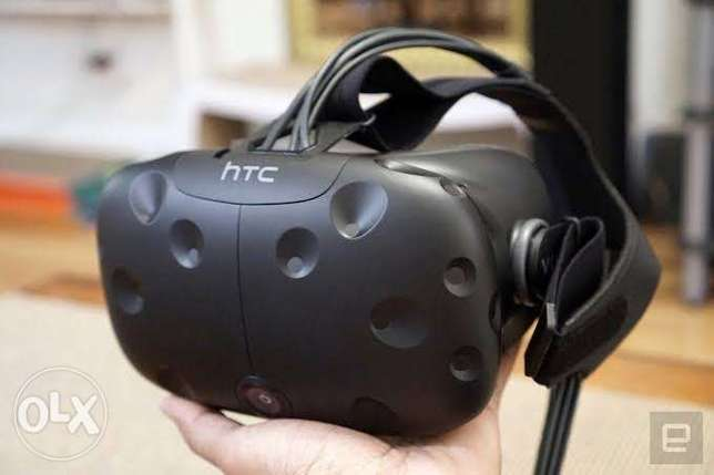 Htc vive headset only with link box vr
