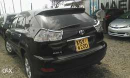 Toyota Harrier, KBX, year 2006, 2400 CC, used.