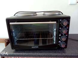 2 plate stove for sale