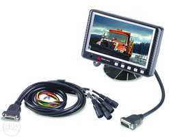 Reverse Backup Camera For Trucks And Trailers, Short and Long