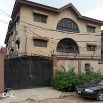 Solid 2storey building of 6nos of 3Bedrm at Ladipo Osodi For Sale
