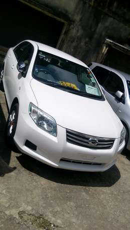 Toyota Axio metallic and Pearl white in colour,kcj. Mombasa Island - image 4