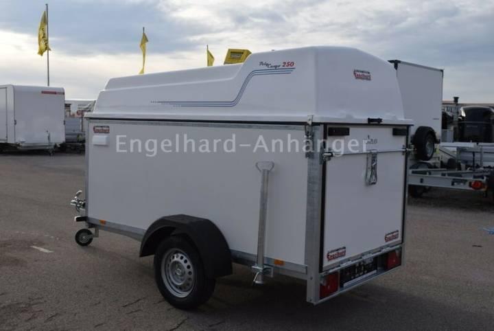 TFDL 250.00 - 1300 kg ca.250x125x130 cm