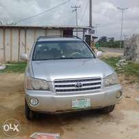 very sharp toyota highlander for sale