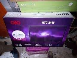 Brand new 19 inch HTC Vitron digital TV with 1 year warranty Eldoret North - image 1
