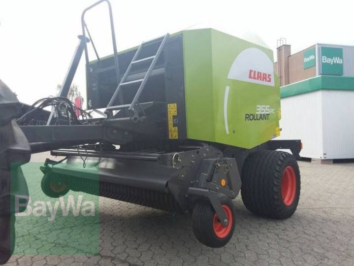Claas rollant 355 rc rotocut - 2010