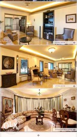 HOT DEAL5 master beds luxurious apartment for sale kornet chehwan metn