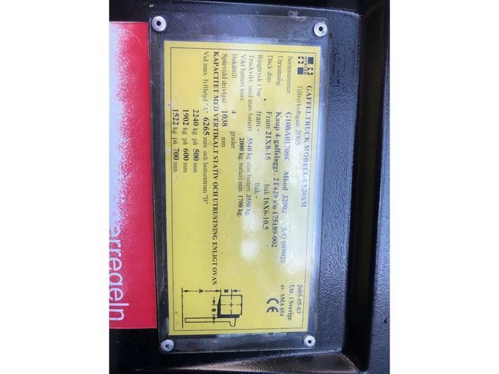 Hyster E 3.20 XM Heftruck - 2005 - image 6