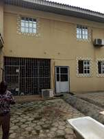 Lovely 6Bedroom detached duplex plus bq at G close Gowon Estate Egbeda