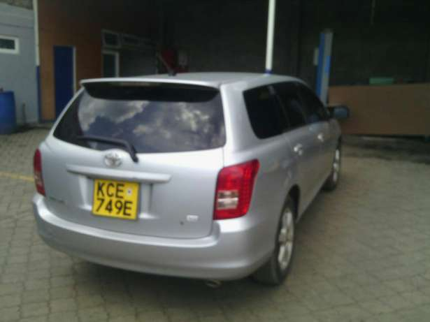 For quick sale Toyota fielder in excellent condition Nakuru East - image 5