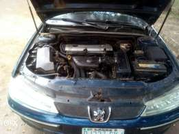 Carefully used and maintained Peugeot 406 for sell