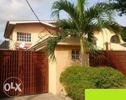 Well Maintained 2Nos 3Bed+Detach 2Bed at Ogudu GRA 75m Gov Conscent