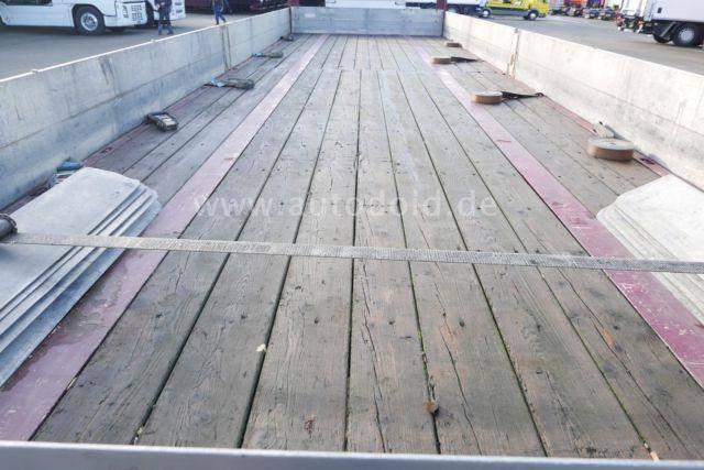 Meusburger MPT 2 Zentralachsanhänger Luftgefedert Bordwände - 2009 - image 5