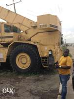 Excellent Foreign use 90tons GROVE Crane for sale N150m