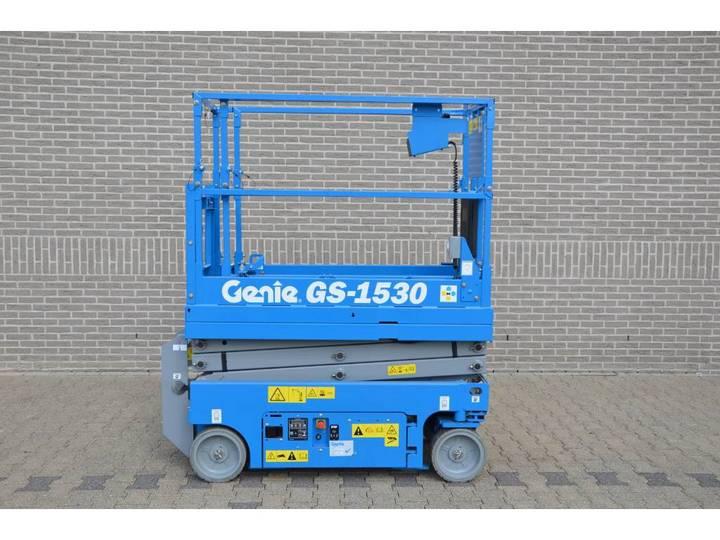 Genie GS 1530 - 2018