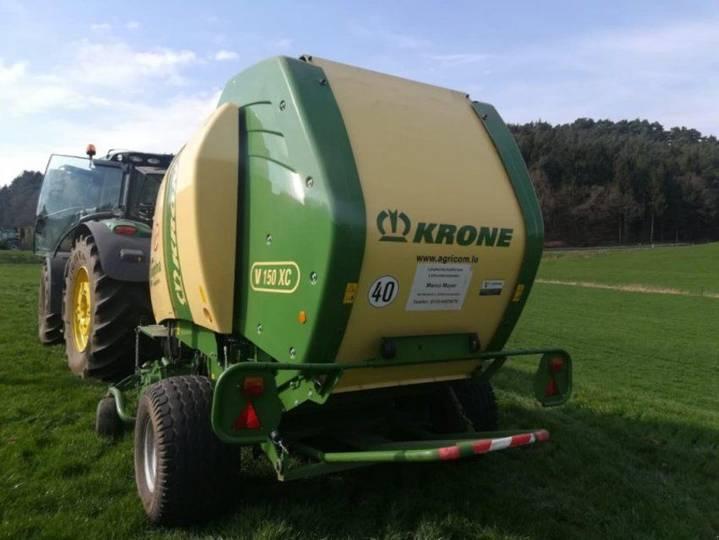Krone comprima v 150 cs xtreme - 2017 - image 4