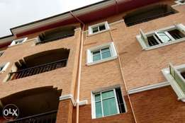 Nicely built block two bedrooms to let in Ago Palace Way, Okota