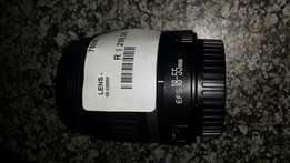 Canon18-55mm lens