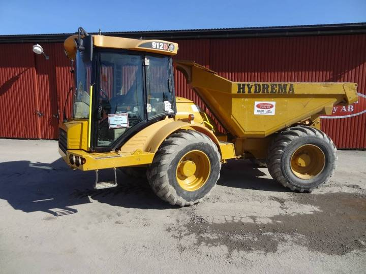 Hydrema 912 D - 2014