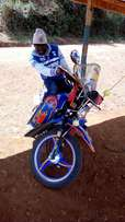 Tiger motorcycle for sale at good price