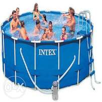 """Intex Moveable Swimming Pool - 24ftx52"""""""