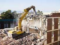 Rubble Removal Service & Construction Clearing
