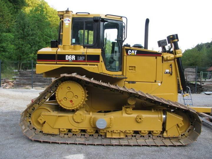 Caterpillar D6R LGP Серия III - 2019