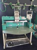TAJIMA industrial embroidery machine