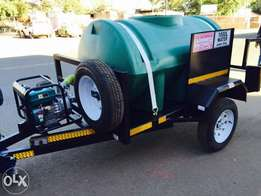 1000 L Water Bowser