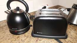 Kettle and toaster set - Russel Hobbs