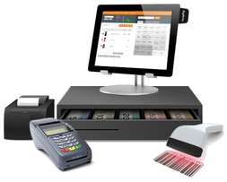POS software for supermarkets