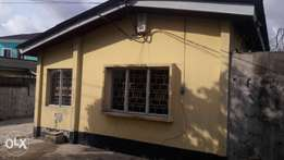 Two in a compound 3bedroom bungalow is for rent