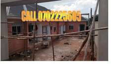 Victorian 5 rental units for sale in Bweyogerere near Namboole at 300m