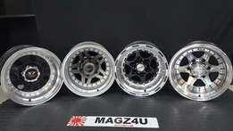 MAGS 4 U Wheel an tyre experts. Bakkie wheels available.