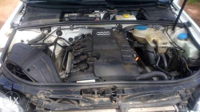 Audi A4, Full Option Direct Belgium 2007 Benin City - image 8