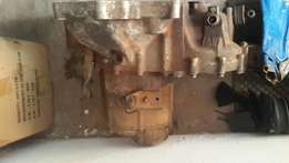Ford xr3 gearbox