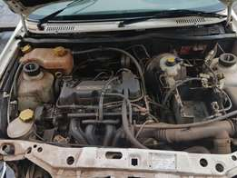 Nissan np200 1.6 8valve Now breaking for parts!!