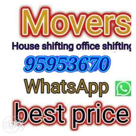 Oman professional Movers for house shifting office falt villas
